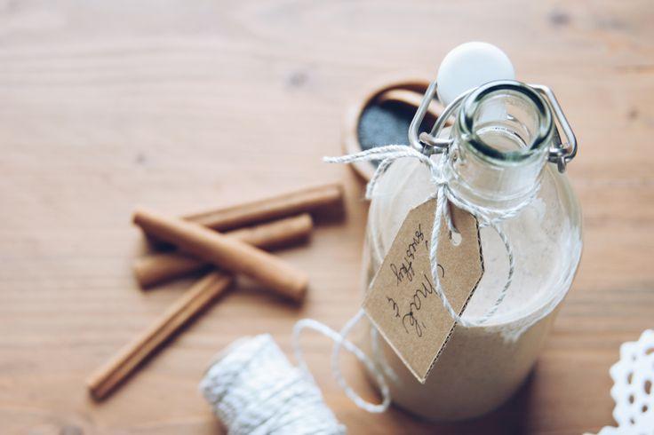 Makové mléko se švestkami