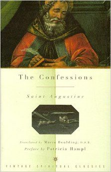 The Confessions: St. Augustine, Maria Boulding, Patricia Hampl: 9780375700217: Amazon.com: Books