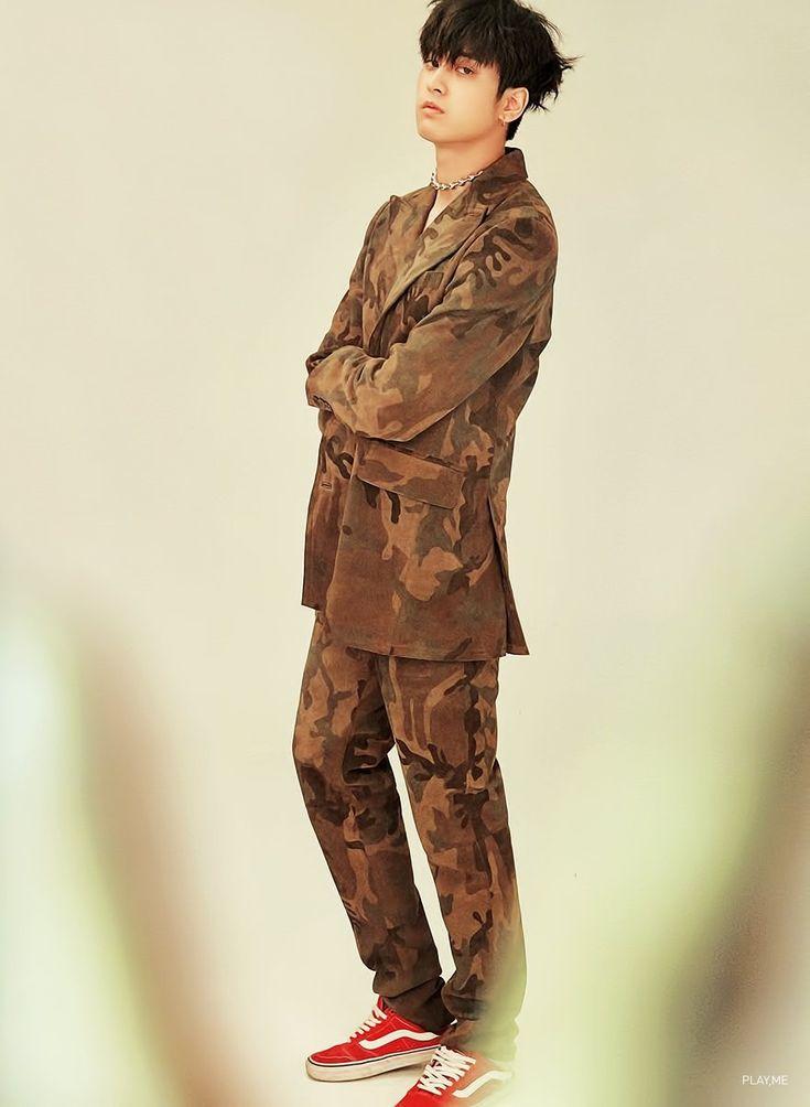 iKON Jung Chan - Woo ( CHAN )