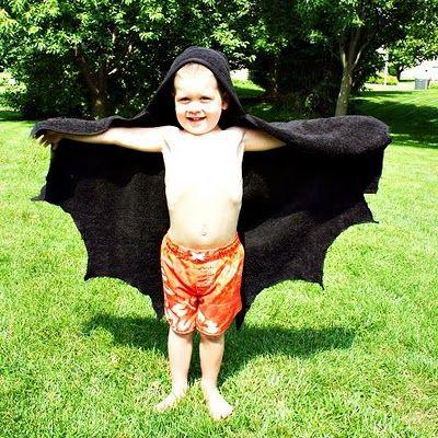 Tutorial: Super Hero Hooded Towel
