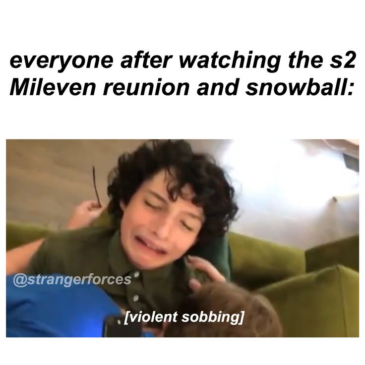 enjoy this terrible meme I made for my ST ig (@strangerforces) and yes, that is Finn