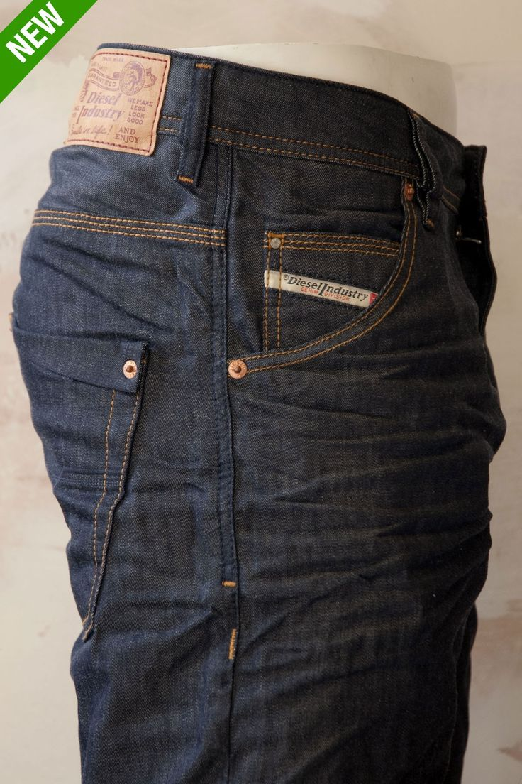great new diesel jeans - krooley
