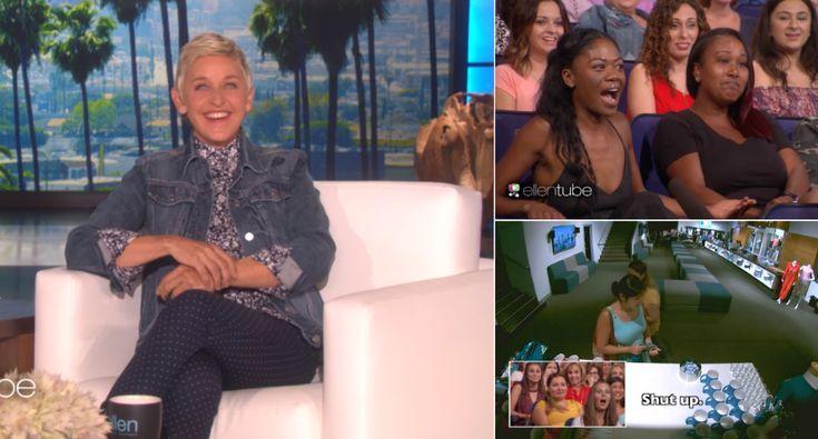 """Apresentadora Ellen DeGeneres """"Humilha"""" Mulher Que Foi Apanhada a Roubar Na Loja Do Seu Programa"""