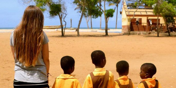 Teen Community Service Abroad 110