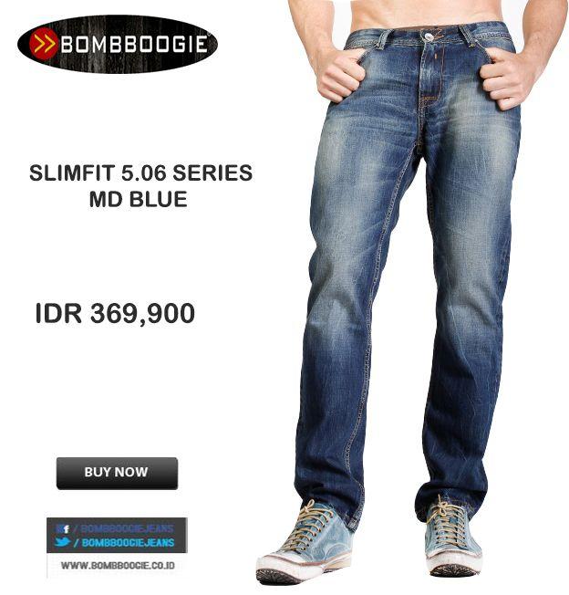 Bagi kalian yang suka Denim tipe Slim Fit ini cocok neh Mas Bro IDR 369,900 >> http://ow.ly/vjMOh