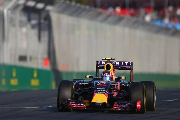 Australian Formula 1 Grand Prix 2015: Results, Times for Practice and Qualifying Grand Prix #GrandPrix