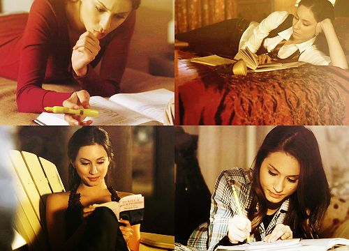 Pretty Little Liars  - Spencer Hastings - Troian Bellisario