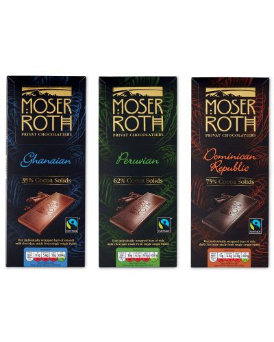 Moser Roth Chocolate