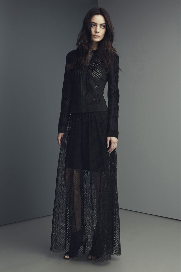 optical glasses online Elie Tahari Pre Fall 2015 Collection Photos   Vogue