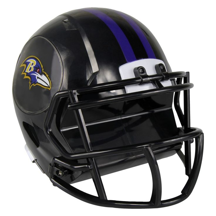 NFL Baltimore Ravens Helmet Coin Bank