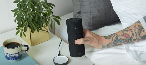 Amazon Tap is portable and battery-powered, which can act as an intelligent home assistant.