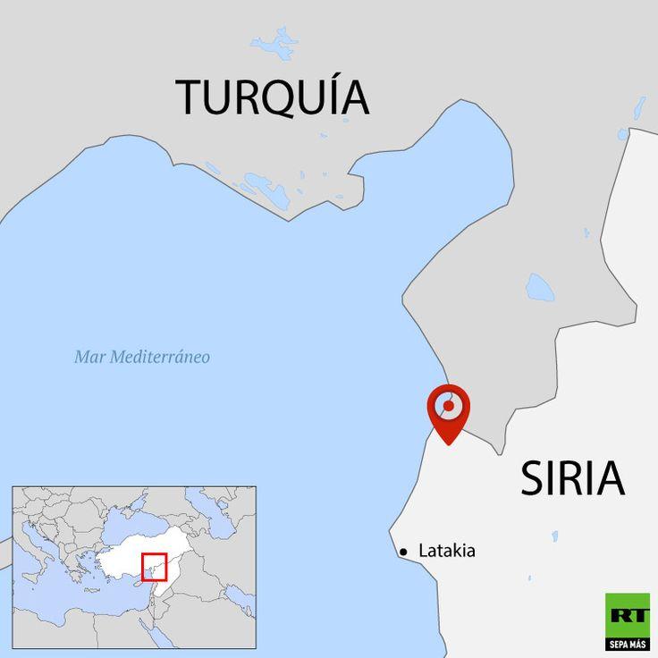"""Rusia ha tachado de grave el incidente del derribo del bombardero Su-24 en Siria. Dmitri Peskov, el portavoz del presidente ruso, señala que todavía es pronto para """"evaluar la situación y hacer suposiciones"""" sobre sus causas."""