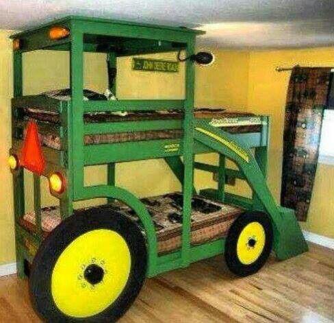 Kinderbett selber bauen traktor  12 besten Kinderbett Jungs Bilder auf Pinterest | Kinderzimmer ...