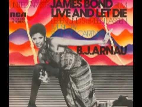 B. J. Arnau - Live And Let Die (Leben und sterben lassen)