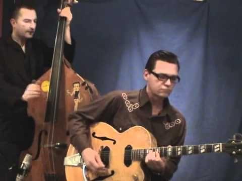 rockabilly guitar - YouTube
