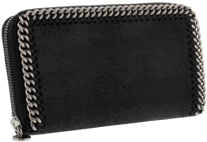 Stella McCartney Falabella Zip Around Wallet