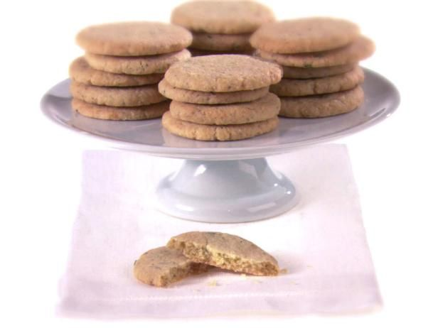 Get Lavender and Lemon Cookies Recipe from Food Network