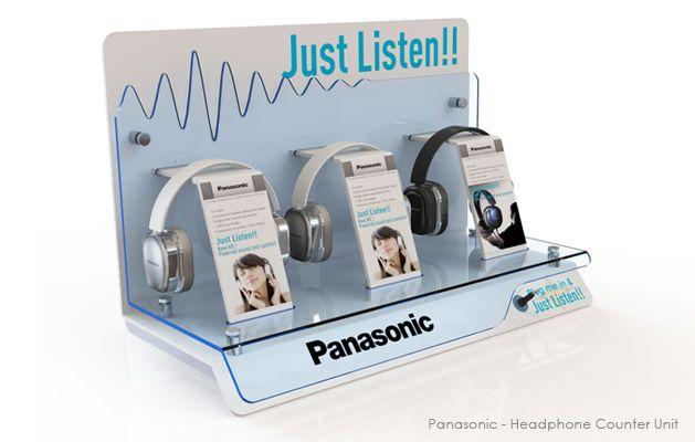 Panasonic Headphone Counter                                                                                                                                                                                 More