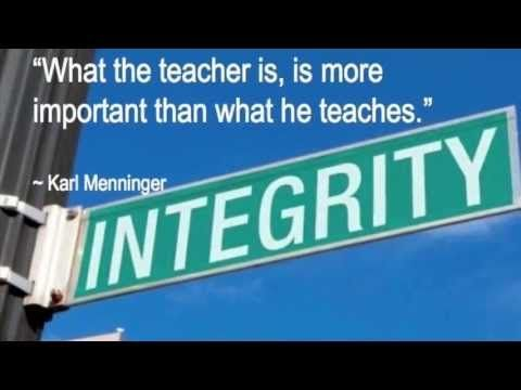 Instructor Inspirational video. Nice for reflecting.