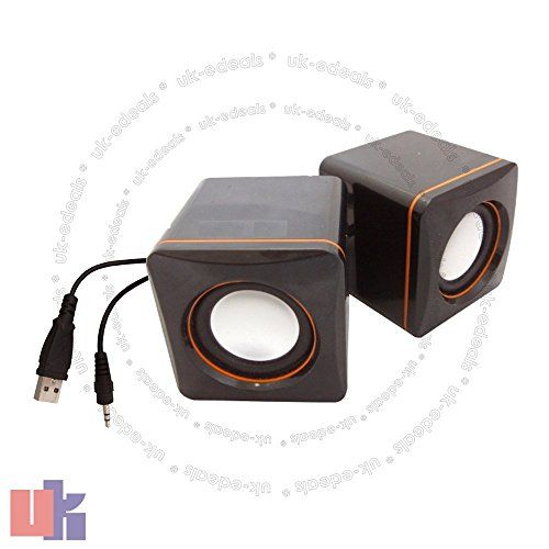 TMZ © USB PORTABLE COMPUTER LAPTOP SPEAKERS MULTIMEDIA DESKTOP PC SPEAKER UKED 100% BRAND NEW USB interface, no need external power supply, its more convenient. Built-in stereo power amplifier, plug and play, easy to carry. Suitable for notebook an (Barcode EAN = 5056051400820) http://www.comparestoreprices.co.uk/december-2016-3/tmz-©-usb-portable-computer-laptop-speakers-multimedia-desktop-pc-speaker-uked.asp