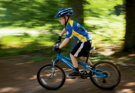 Trips For Kids introduces youth to the joys of biking in the wild: For Kids, Kids Introducing