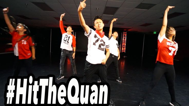 HIT THE QUAN Dance   #HitTheQuan #HitTheQuanChallenge @MattSteffanina Ch...