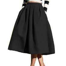 skirt vintage jupe femme retro saia womens skirts saias faldas midi summer women etek falda high waist black plissada sexy 2016     Tag a friend who would love this!     FREE Shipping Worldwide     #Style #Fashion #Clothing    Buy one here---> http://www.alifashionmarket.com/products/skirt-vintage-jupe-femme-retro-saia-womens-skirts-saias-faldas-midi-summer-women-etek-falda-high-waist-black-plissada-sexy-2016/