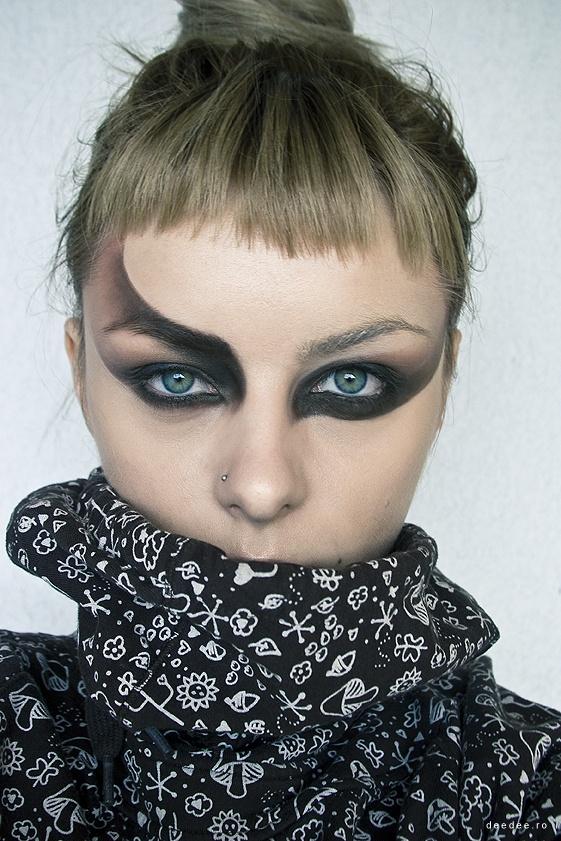 Conceptual Makeup Art