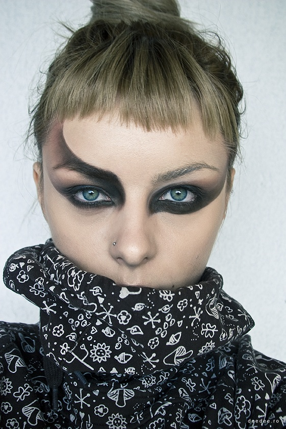 Conceptual Makeup Art
