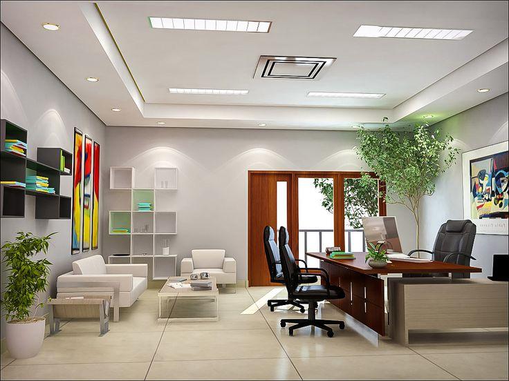 Cool Office Interior Design