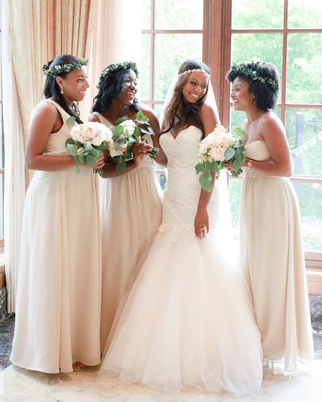 d1583ef32fc Bridesmaid dress shopping can be a daunting task so we are sharing tips for  choosing the