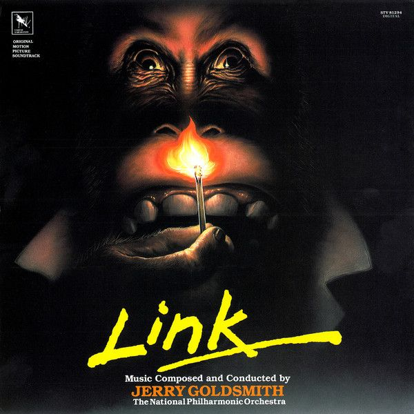 Jerry Goldsmith - Link (Original Motion Picture Soundtrack): buy LP at Discogs