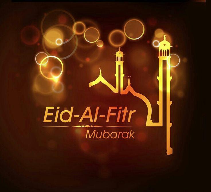 Eid Mubarak to all ❤❤