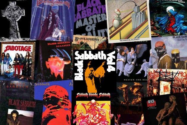 Black Sabbath Albums Ranked Worst to Best