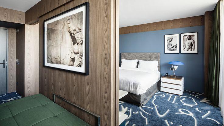 Hellenic Grand #suite! #AthensWas #DesignHotel #AthensHotels #Accommodation