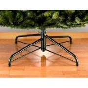 "24"" Green Metal Folding Christmas Tree Stand For 6'-8' Artificial Trees - Walmart.com"