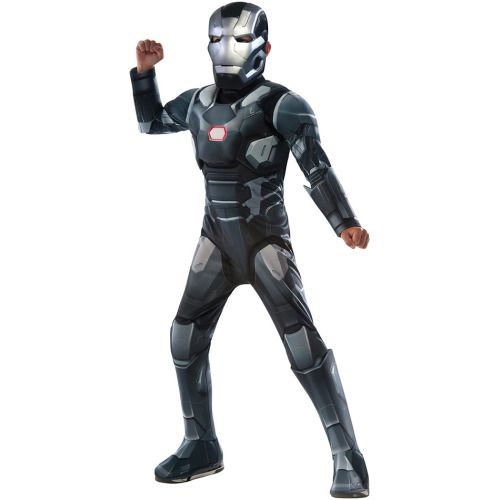 Marvel's Captain America: Civil War - Deluxe Muscle Chest War Machine Costume for Kids