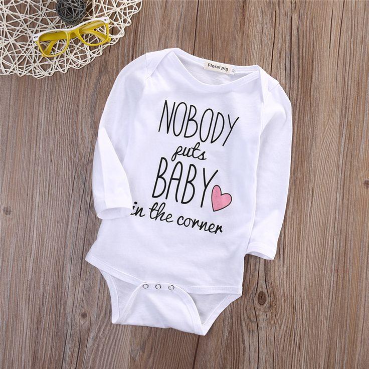 2016 Baby Girls Bodysuits For Infants Newborn Babies Clothes  Summer Children Climb Cotton Clothing Jumpsuit