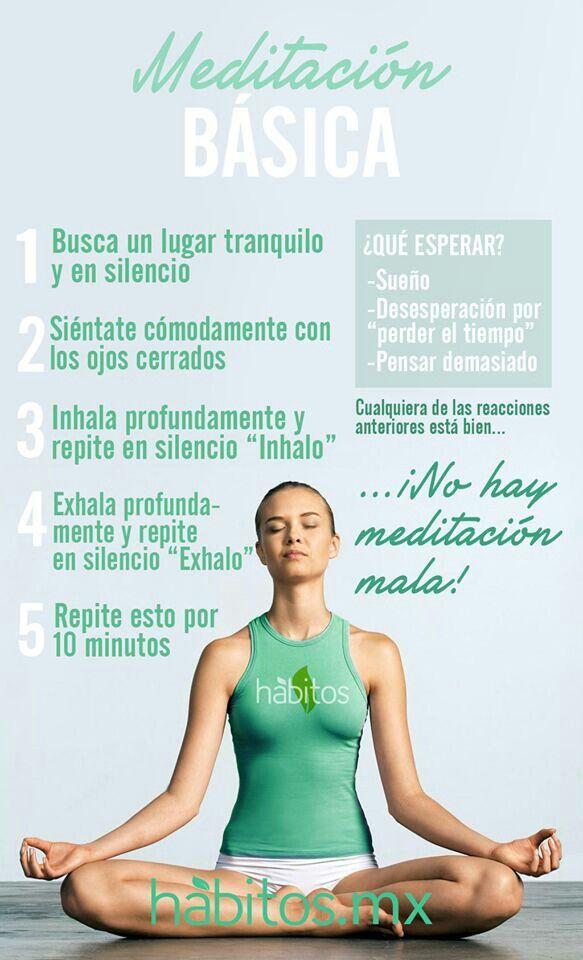 Meditación básica, la más sencilla
