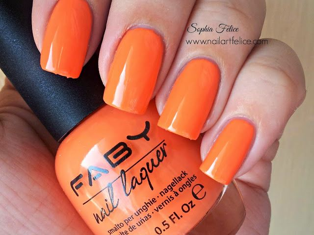 Fabulous Faby: swatches ed opinioni