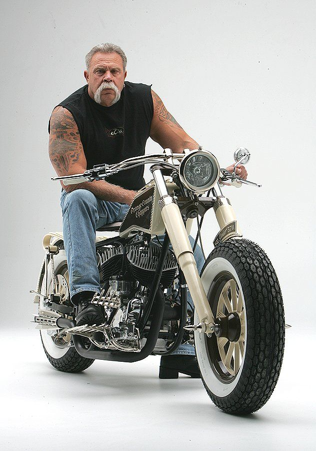 paul teutul sr design | Alligator Bob's High-Profile Gallery ::: Orange County Choppers,