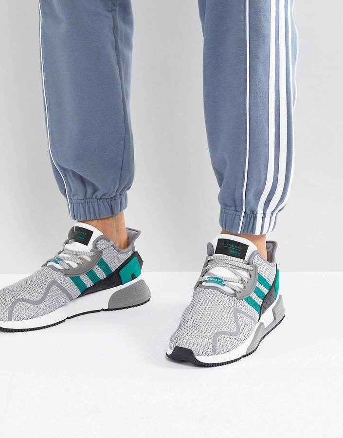 save off f2944 d25cb adidas EQT Cushion ADV Sneakers In Gray AH2232
