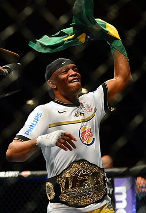 Saturday's win marked Anderson Silva's 10th straight middleweight title defense.