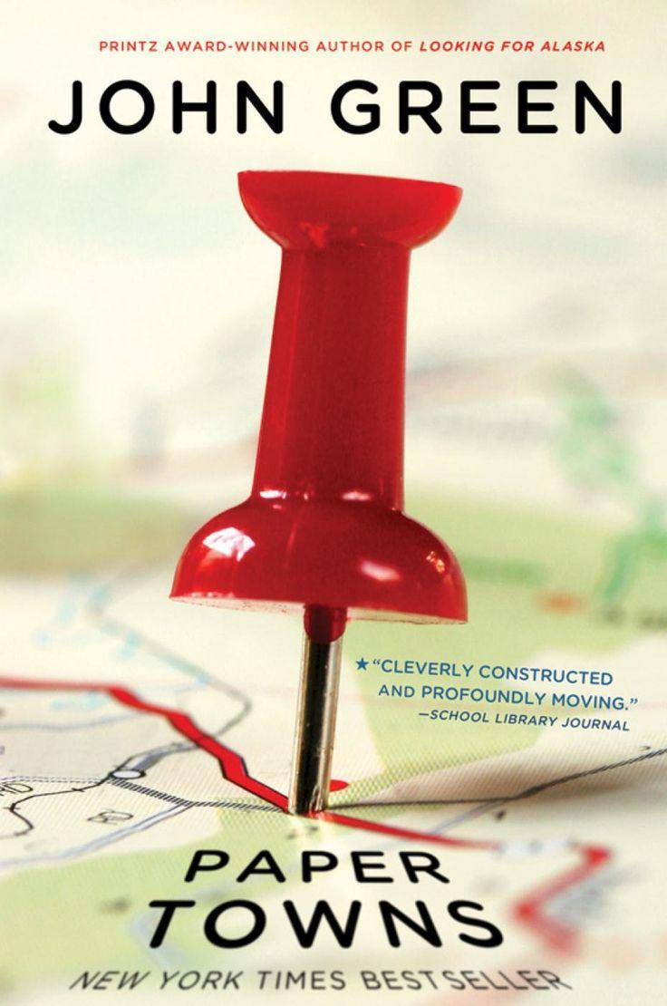 Ideas About Paper Towns Novel On Pinterest John Green bcaffebcbedbdb Paper Towns Novel