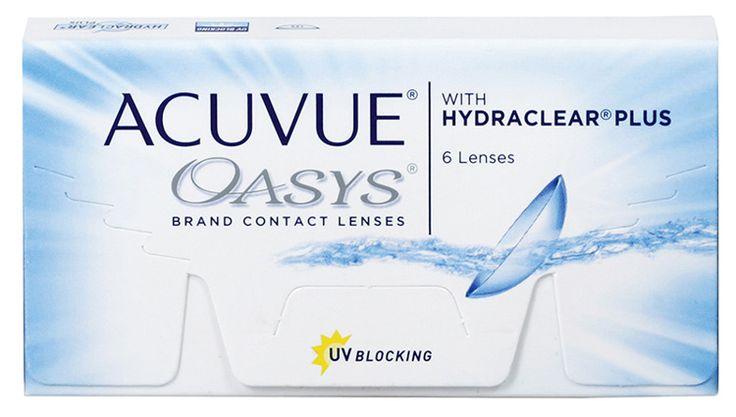 Acuvue Oasys 6 szt. + 1szt. GRATIS | Sklep EyeWear24.net