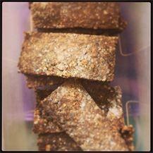 Zelfgemaakte crackers