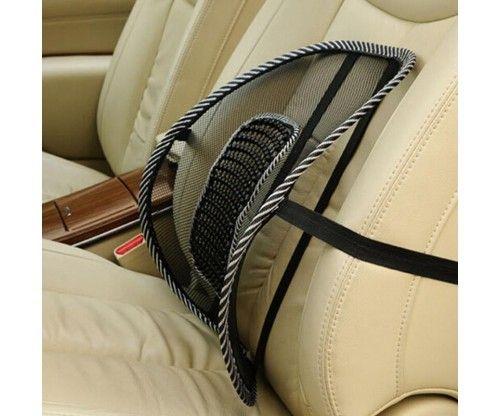 Derék és háttámasz irodai székbe, autó ülésbe - jól megtámasztja a hátat és egyben kényelmes ülést biztosít