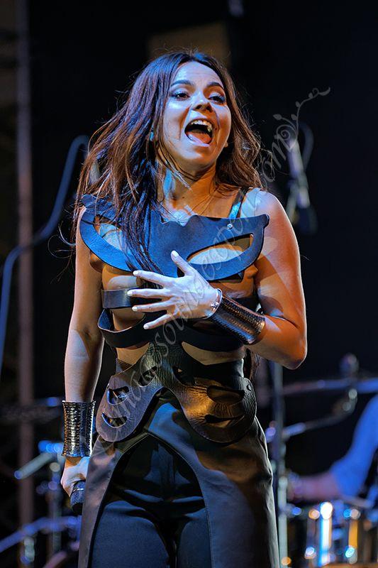inna concert, concert inna maritimo, primul concert Inna in constanta, 2014