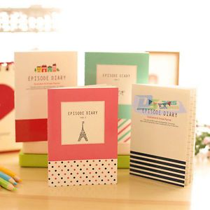 Mini-Diary-Planner-Memo-Journal-Travel-Writing-Book-Notebook-Notepad-Stationery