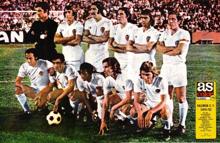 Valencia CF 1974-75